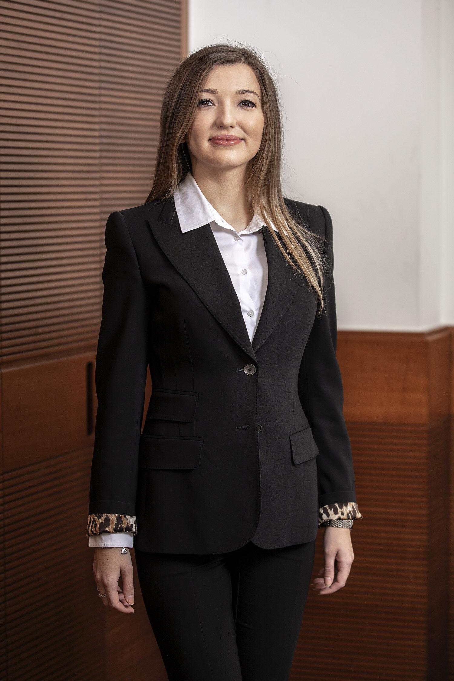 Wise Equity - Liudmyla Shyngera - Support Staff